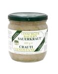 Sauerkraut gewürzt & gekocht 400 g im Glas